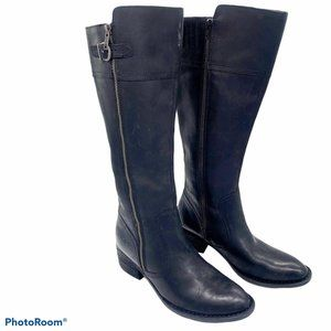 Born Boots Black Women's Riding Boot